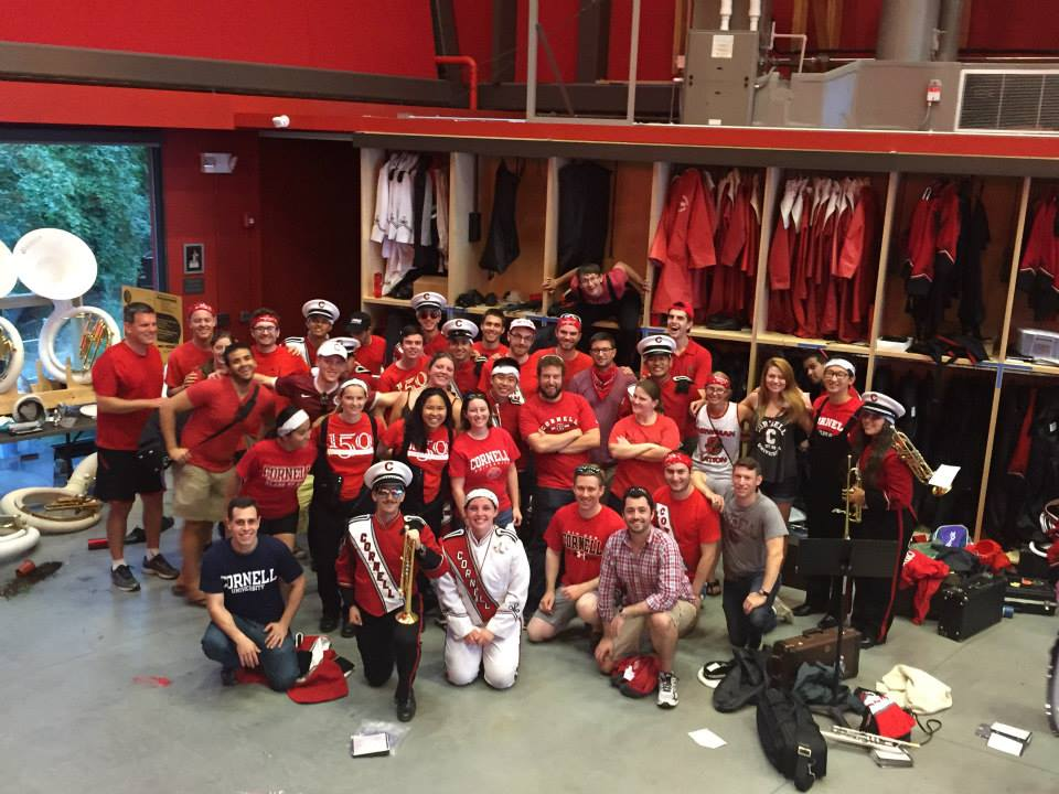 Trumpets Homecoming 2015