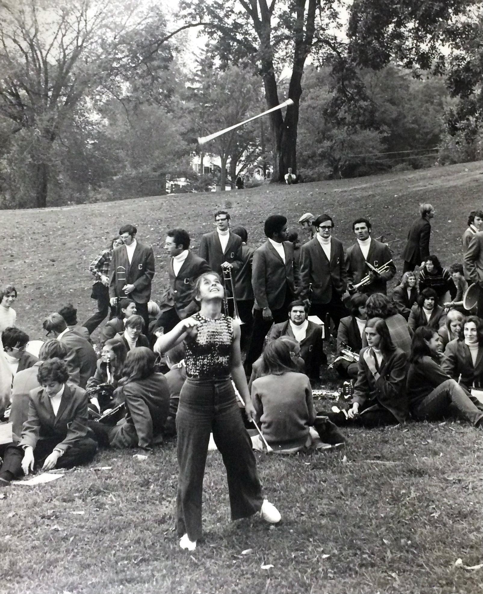 1973 fall concert