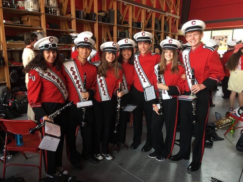 '20 Freshman Clarinets